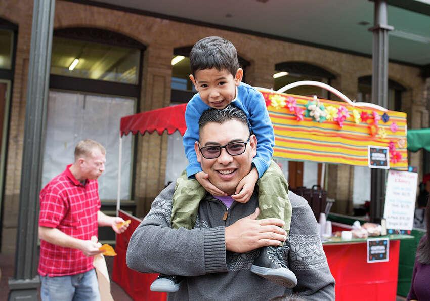 La Gran Tamalada Dec. 8, 11 a.m. to 7 p.m. Historic Market Square Free