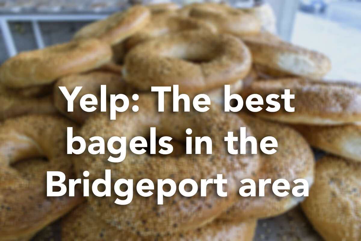 Click through for an overview of the best places to get a bagel in and near Bridgeport, according to Yelp users.