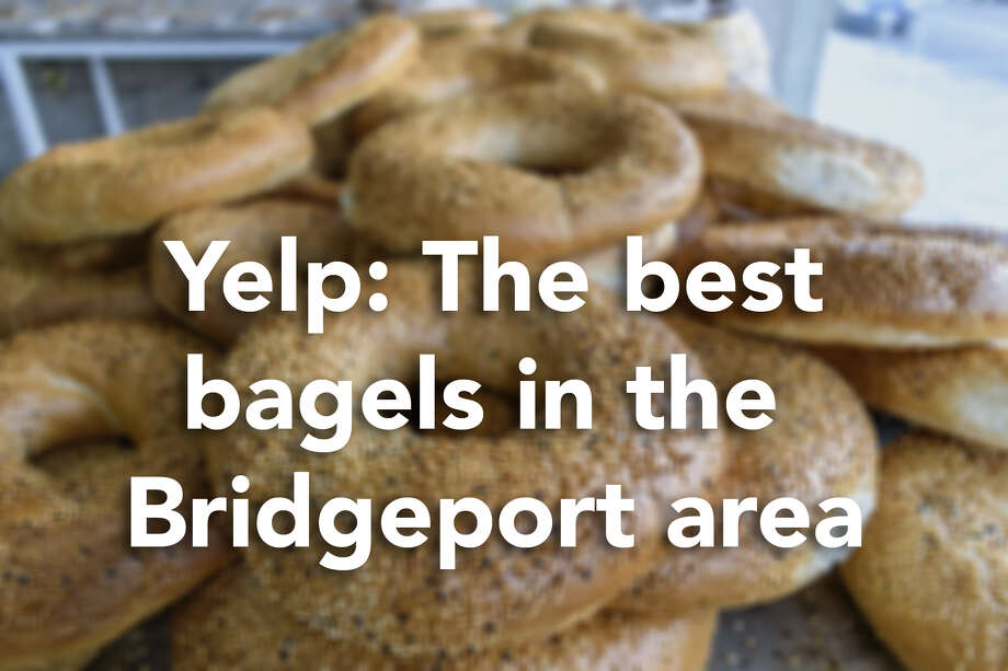 Click through for an overview of the best places to get a bagel in and near Bridgeport, according to Yelp users. Photo: Mint Images/Getty Images/Mint Images RF
