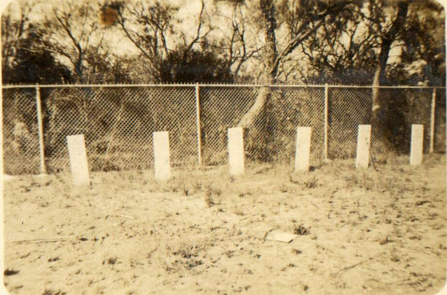Graves of 18 African American soldiers of the 24th Infantry who were executed at Fort Sam Houston. Courtesy photo U.S. Army Photo: Courtesy