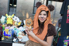 "The force was strong in San Antonio on Sunday, Dec. 10, 2017, when the fourth annual Wookie Walk took over La Villita just ahead of ""Star Wars: The Last Jedi"" hitting theaters. Fans converged for food, drinks, music and art, plus a wide array of epic costumes."