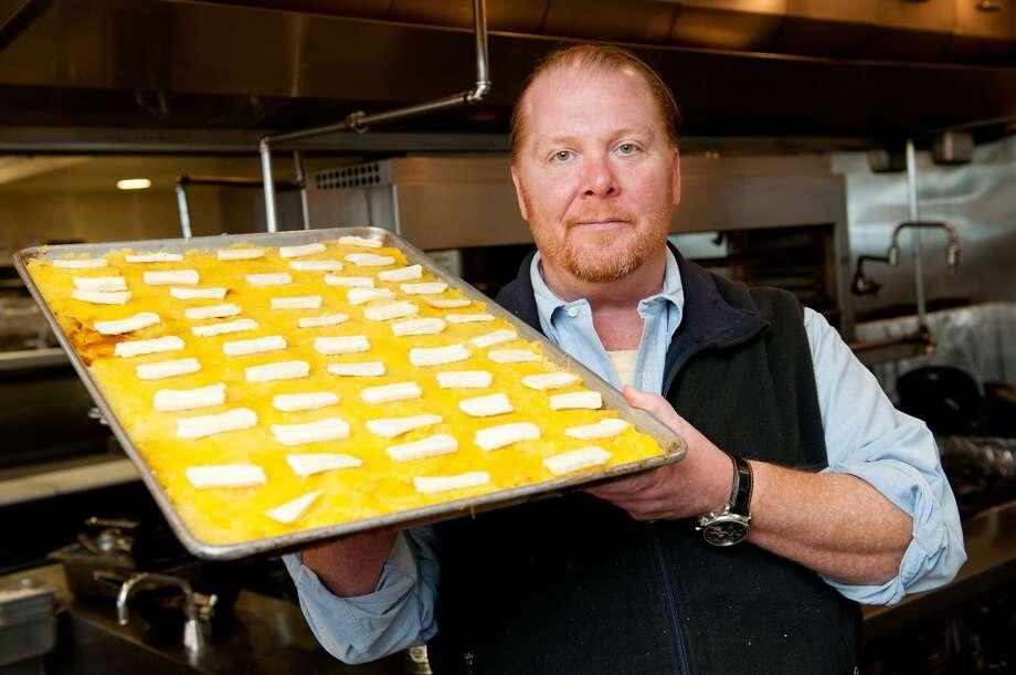 Chef Mario Batali in 2012. Photo: Amanda Edwards/Getty Images
