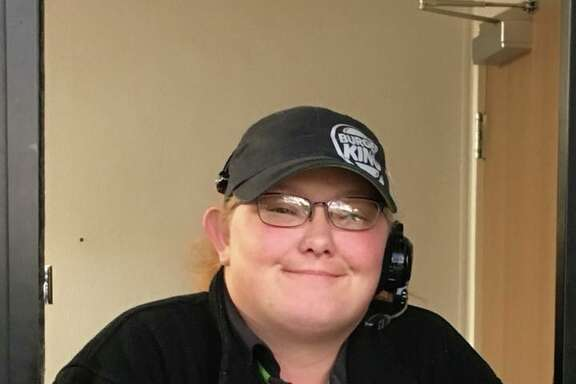 Burger King worker Tina Hardy became a hero Wednesday after helping a woman having a diabetic episode get some much needed sugar.