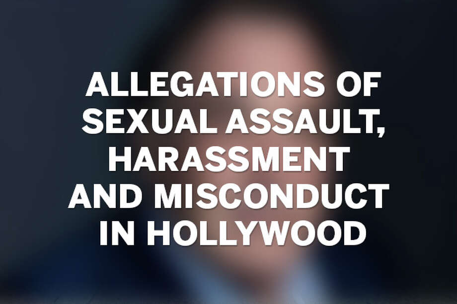 Click through the gallery to see recent allegations of sexual assault, harassment and misconduct in Hollywood.