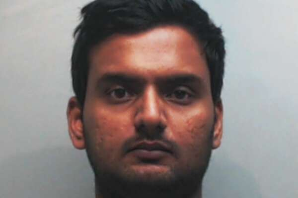 The suspected stalker, 24-year-old Chaitanya Cherukuri, now faces charges of burglary of a habitation, stalking and voyeurism.