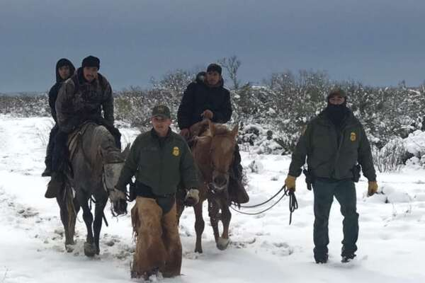 In a 24-hour period, Border Patrol agents rescued over 20 immigrants in Laredo, Hebbronville, Freer and Zapata.