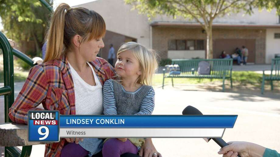 "A screen grab from Sandy Hook Promise's new public service announcement, ""Tomorrow's News"" Photo: / Sandy Hook Promise"
