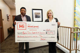 HireLevel made a donation to Mannie Jackson Center for the Humanities recently.