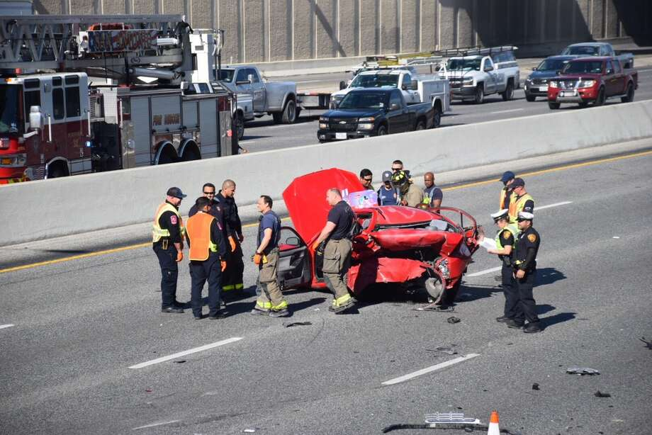 Westbound lanes of I-10 reopen after rollover crash in San ...