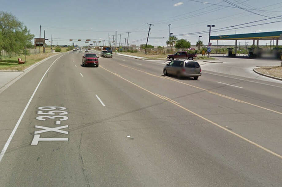 In this file photo, State Highway 359 is shown. Photo: Google Maps/Street View