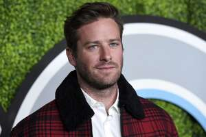 """Armie Hammer, who divides his time between San Antonio and Hollywood, nabbed his first Golden Globe nomination for """"Call Me By Your Name."""""""