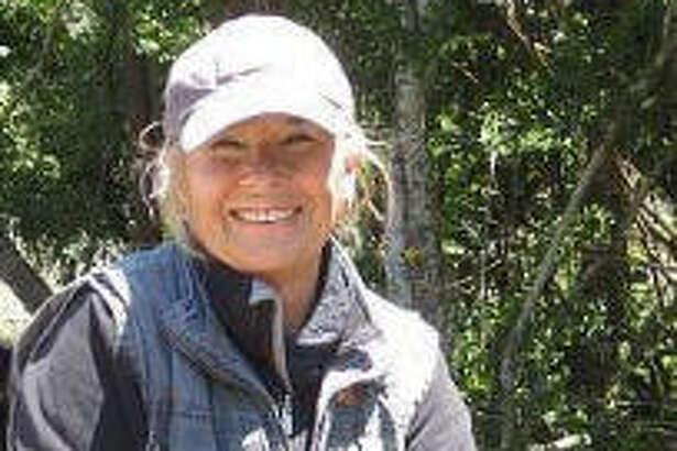 Linda Gorski, president of the Houston Archeological Society
