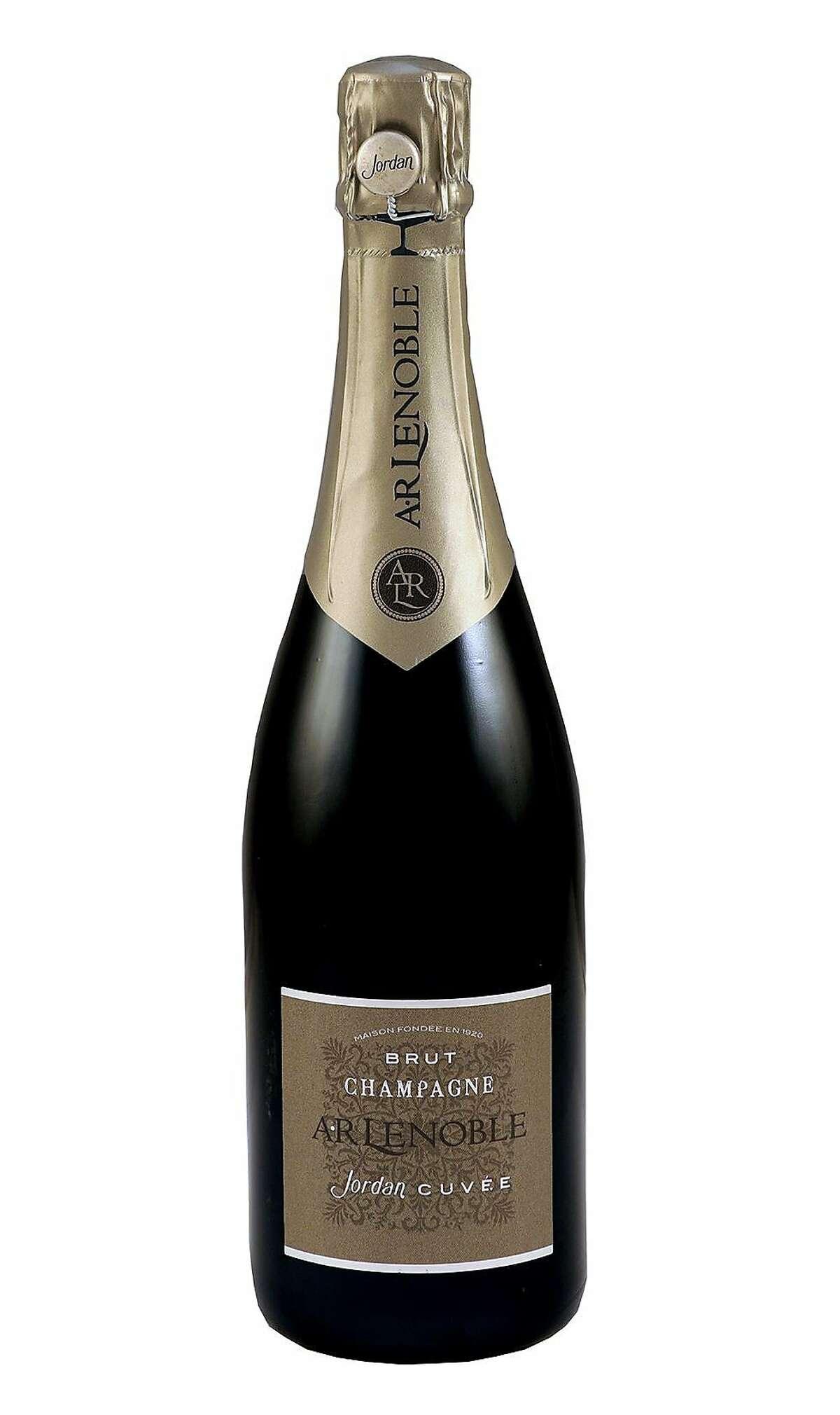 Jordan Cuv�e by Champagne AR Lenoble NV (12.5%, $49)