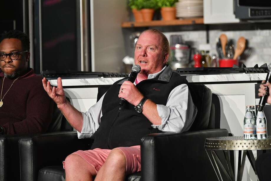 "Mario Batali says the accusations ""match up with ways I have acted. That behavior was wrong and there are no excuses."" Photo: Dia Dipasupil, Getty Images For NYCWFF"