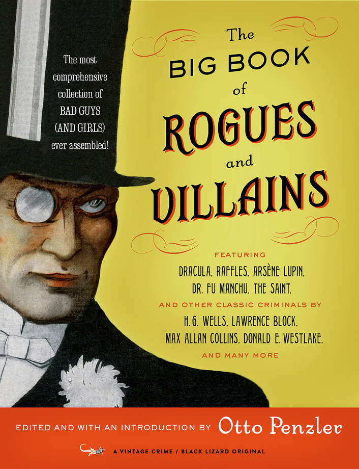 The Big Book of Rogues and Villains Photo: Vintage, Handout / Handout