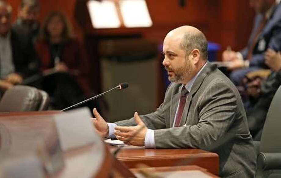 Andrew Marocchini, Bail Association of Connecticut Photo: Christine Stuart / Ctnewsjunkie