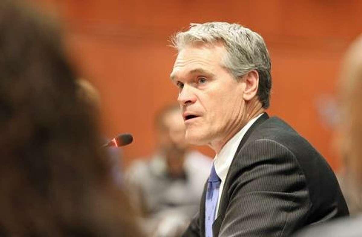 UConn Law School Dean Timothy Fisher