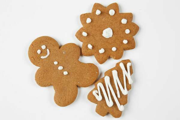 Holiday Baking Molasses Honey Ginger Cookies Are A Soft And Spicy