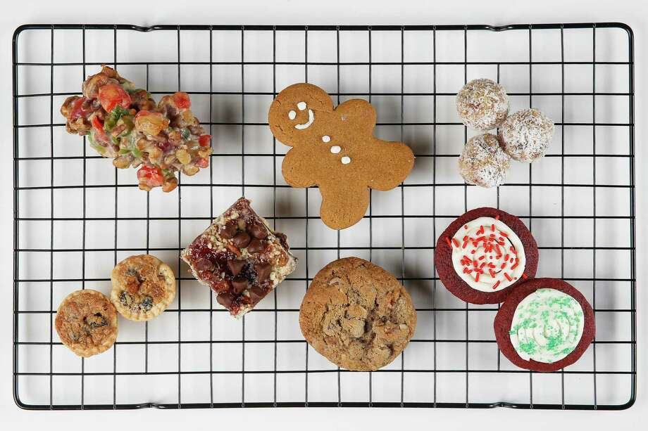 Houston's best holiday cookies Photo: Michael Ciaglo, Houston Chronicle / Michael Ciaglo