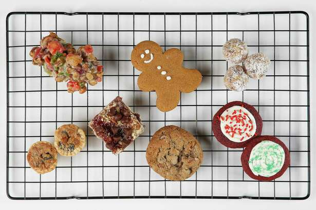 Holiday cookies Tuesday, Dec. 5, 2017 in Houston.( Michael Ciaglo / Houston Chronicle)