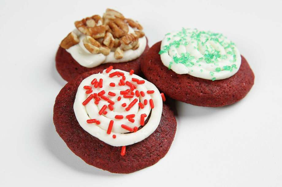 Red Velvet Cookies Photo: Michael Ciaglo, Houston Chronicle / Michael Ciaglo
