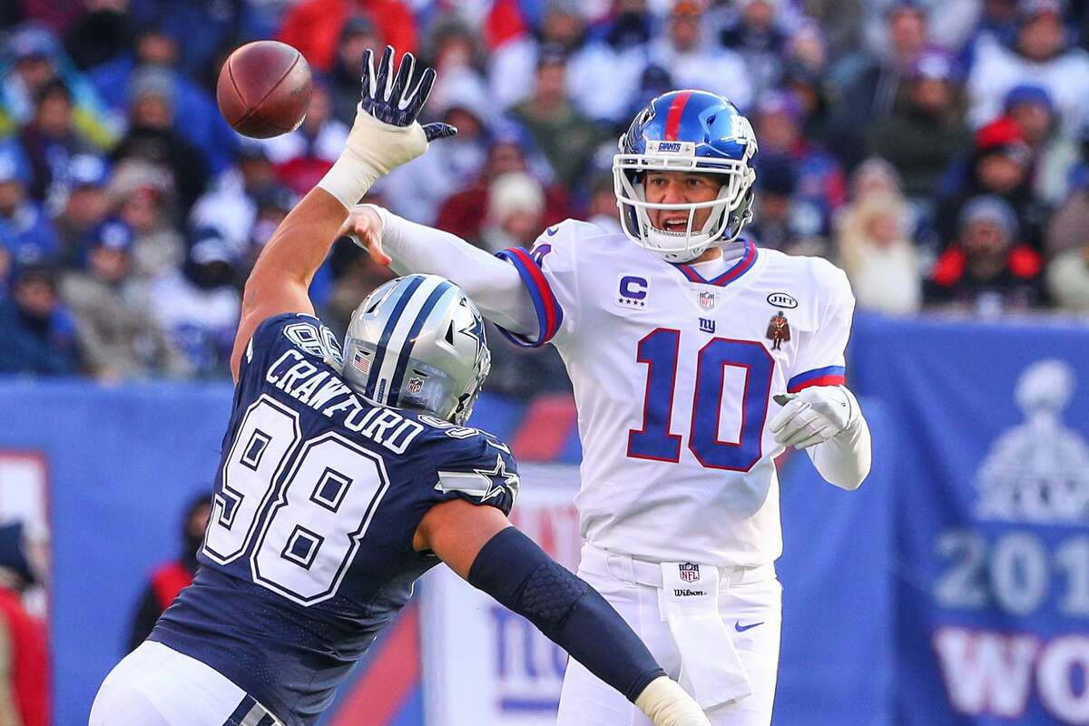 31. New York Giants (2-11)Previous: 30