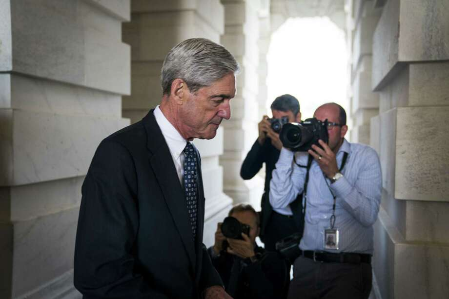 The Trump administration is working to discredit special counsel Robert Mueller and his investigators, appearing to lay the groundwork to fire him now that it seems Mueller is zeroing in on the president and his inner circle. Photo: Doug Mills /New York Times / NYTNS