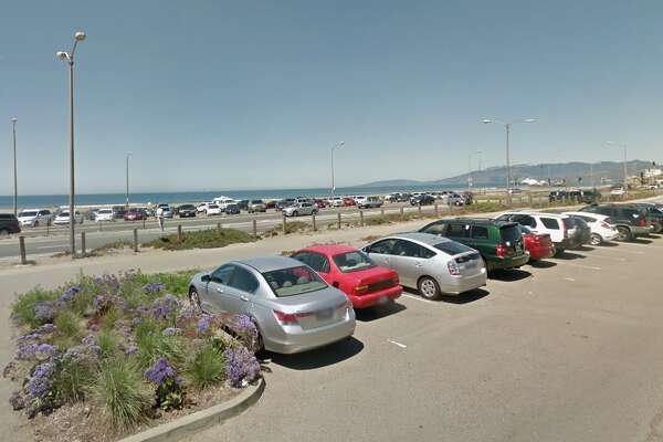 The worst places to park in San Francisco in terms of car break-ins. 1000 Great Highway