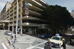 The worst places to park in San Francisco in terms of car break-ins.400 Stockton St