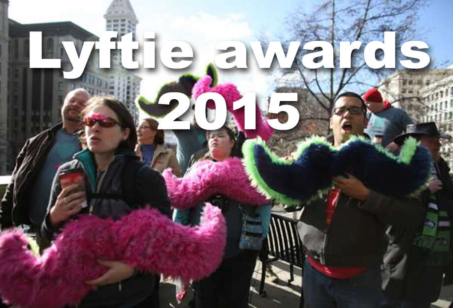 Click through to see the Seattle Lyftie awards from 2015. Photo: JOSHUA TRUJILLO/SEATTLEPI