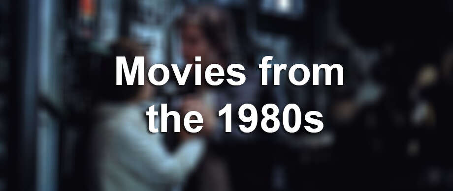 Movies from the 1980s Photo: McClatchy-Tribune News Service