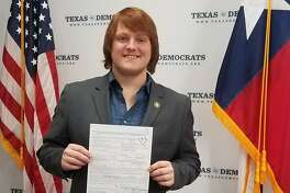 Spencer Bounds, 24, is taking the very large step to challenge former Texas House Speaker Tom Craddick for the District 82 seat in the state House of Representatives.