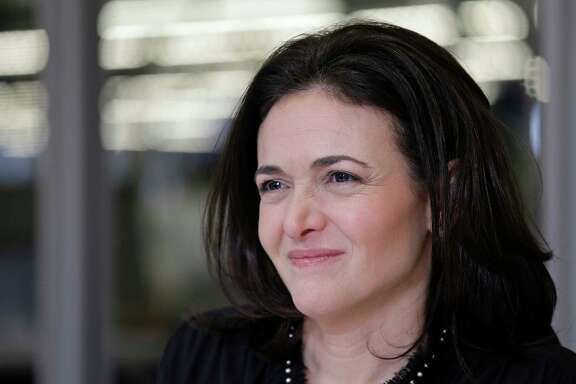 "FILE - In a Feb. 3, 2015, file photo, Facebook chief operating officer Sheryl Sandberg is photographed at the company's headquarters in Menlo Park, Calif. Some women, and men, worry that the same climate that's emboldening women to speak up about harassment could backfire by making some men wary of female colleagues. Sandberg recently wrote that she hoped the outcry over misconduct doesn't ""have the unintended consequence of holding women back."" (AP Photo/Eric Risberg, File)"