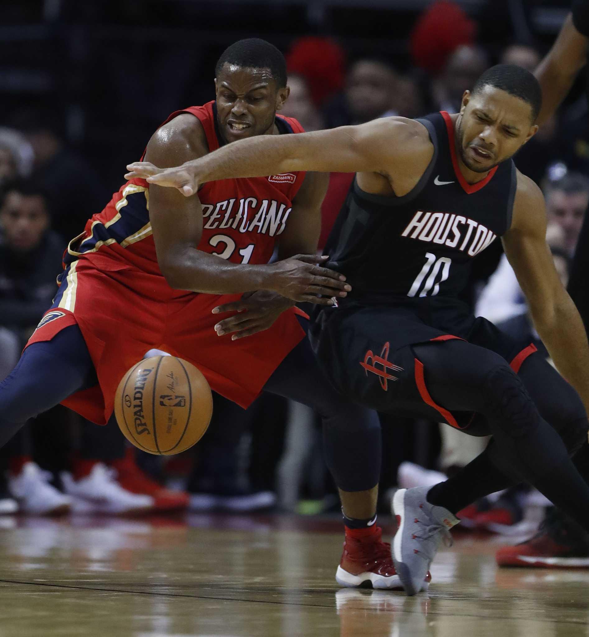 Find It Houston: Rockets' Eric Gordon Starting To Find His Shooting Rhythm