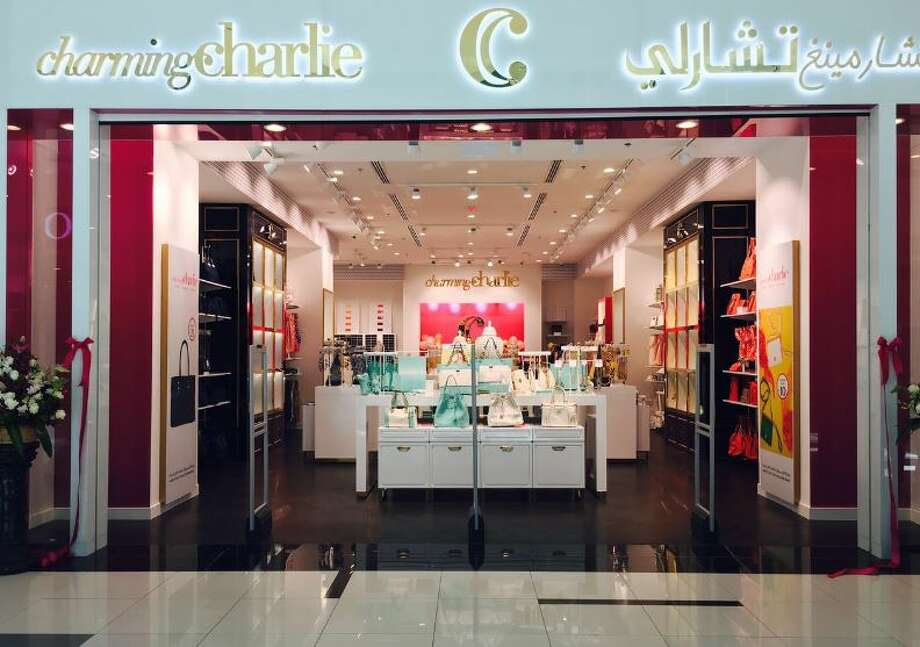 Charming Charlie, the Houston-based women's jewelry and accessories retailer, has opened its first boutique in Oman, May 24, 2016. The store is one of several planned in the Middle East as part of the company's international expansion. Stores were opened in the Philippines and elsewhere in the Middle East in 2015. Photo: Smith, Michael