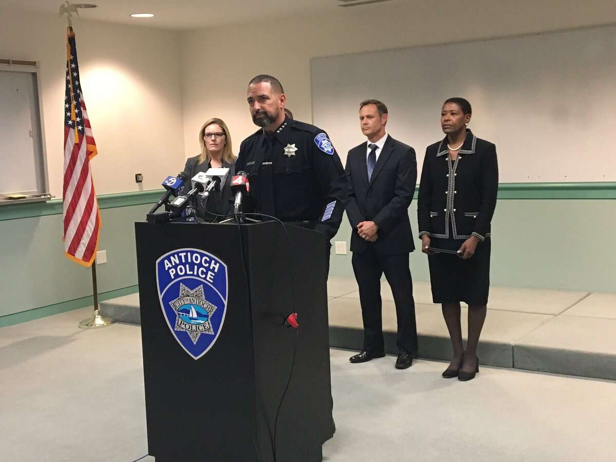 Antioch Police Chief Tammany Brooks announced that they have arrested a suspect in the 1980 kidnapping and killing of a teenager whose story briefly jolted the nation, and roiled a quiet East Bay suburb. Mitchell Lynn Bacom, 63, of Antioch was arrested just before 5 p.m. Monday for allegedly kidnapping 14-year-old Suzanne Bombardier while she was babysitting her nieces on a summer night 37 years ago.
