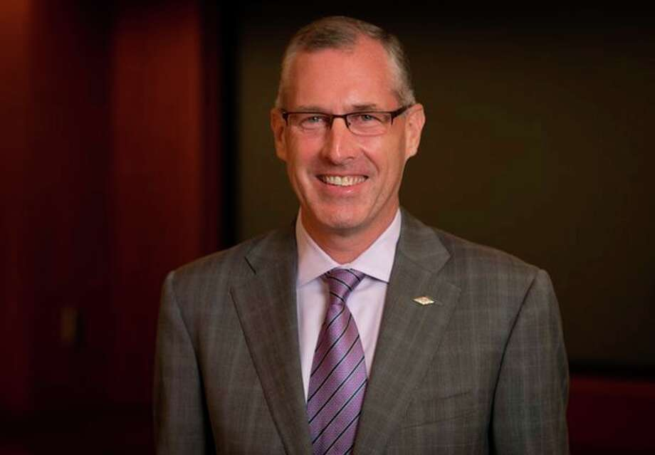 Jim Fitterling, president and chief operating officer of The Dow Chemical Co., was awarded the Doing a World of Good Medal on Dec. 6 by the AIChE Foundation foradvancing societal contributions of engineers. (Photo Courtesy of Dow Chemical Co.)