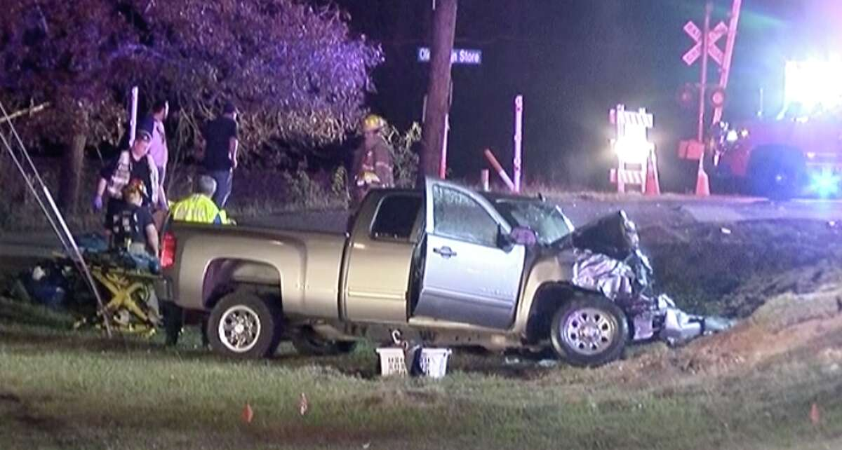 A 60-year-old man was killed in what police believe was a drunk-driving accident Monday night. (photo courtesyScott J. Engle   Montgomery County Police Reporter)