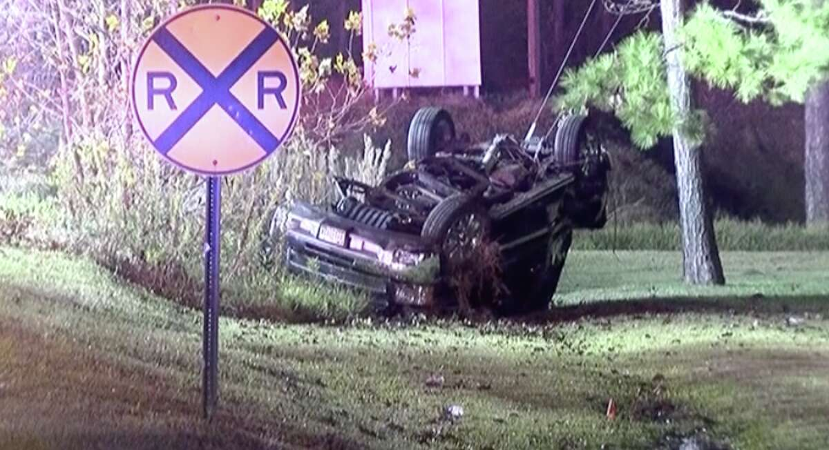 A 60-year-old man was killed in what police believe was a drunk-driving accident Monday night. (photo courtesyScott J. Engle | Montgomery County Police Reporter)