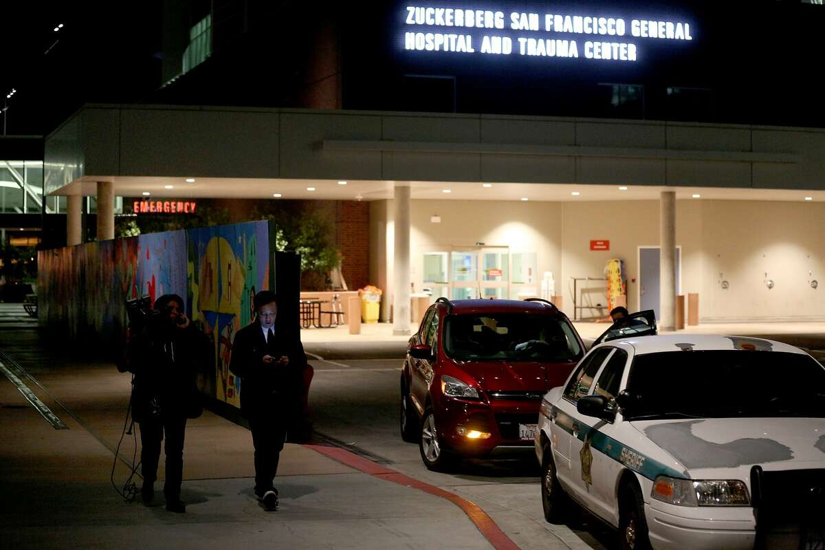 The Zuckerberg General Hospital on Tuesday, Dec. 12, 2017 in San Francisco, Calif. San Francisco Mayor Ed Lee died early this morning in S.F., according to city officials. In a statement this morning, officials from the mayor's office said that Lee passed away at 1:11 a.m. at the Zuckerberg San Francisco General Hospital. Lee was 65 years old.