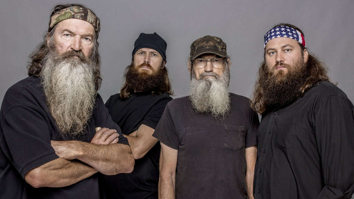 Duck Dynasty The popular reality series that followed Louisiana's Robertson family was surprisingly canceled after 11 seasons. (A&E)