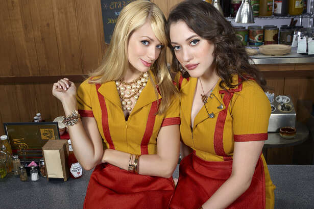 2 Broke Girls  The CBS comedy was cancelled after 6 seasons. (CBS)