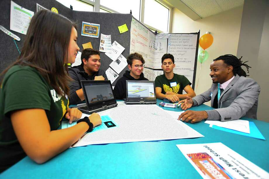 Klein ISD students design flood-prevention projects with ...