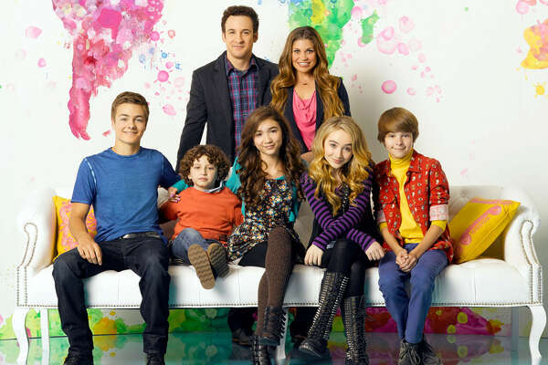 Girl Meets World   The follow-up to popular 90s show 'Boy Meets World' ended after 3 seasons. (Disney Channel)