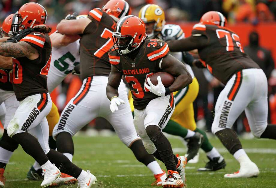 JOHN McCLAIN'S NFL POWER RANKINGS: WEEK 1532.Cleveland 0-13Last week: 32New general manager John Dorsey can't wait to get to work because he has two picks in the first round and three in the second round. Photo: Ron Schwane, Associated Press / FR78273 AP