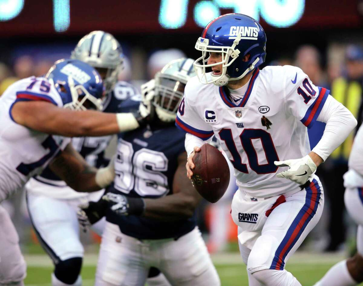JOHN McCLAIN'S NFL POWER RANKINGS: WEEK 15 31.NY Giants 2-11 Last week: 31 Returning Eli Manning to the starting lineup didn't keep them from losing to the Cowboys. They host the Eagles in their next game.