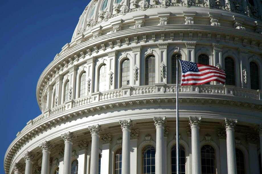 U.S. Capitol building in Washington.  Photo: Carolyn Kaster, STF / AP