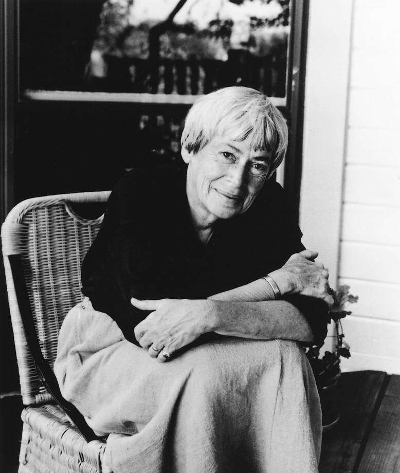 Ursula K. Le Guin Photo: Marion Wood Kolisch