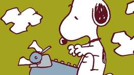 """Celebrating Snoopy"" is an oversize anthology dedicated to the world's coolest dog."