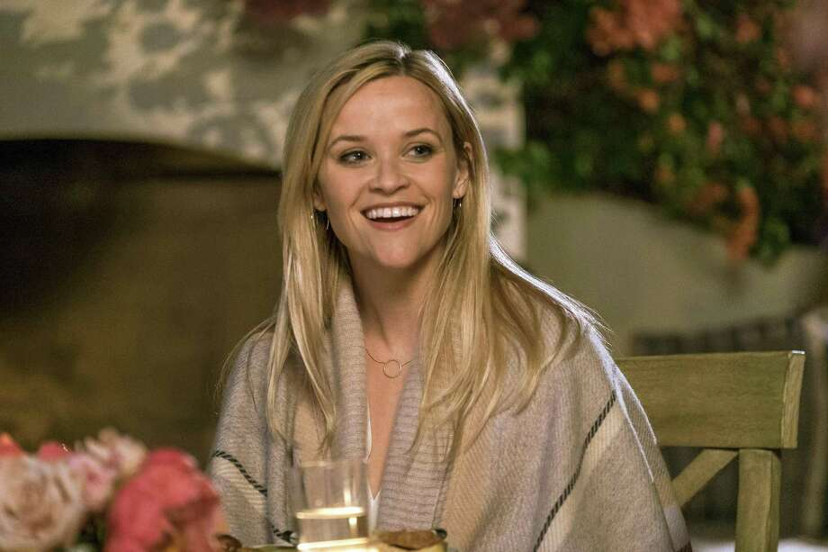 "Reese Witherspoon is more comfortable being a den mother than a cougar in ""Home Again."" Photo: Open Road / Internal"
